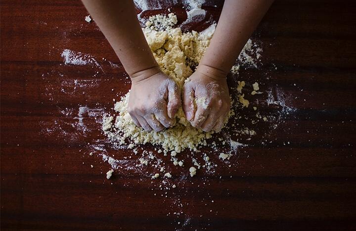食品加工澱粉